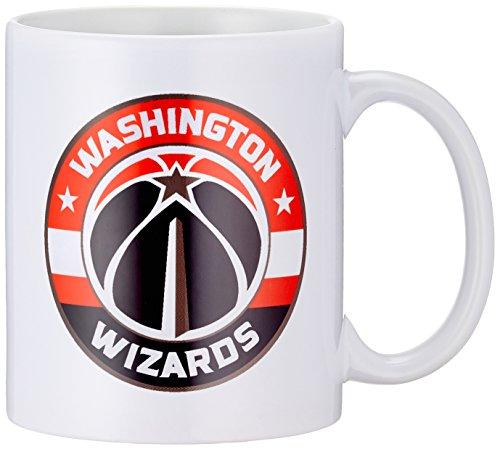 Taza y pegatina de Washington Wizards - NBA