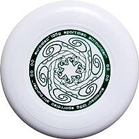 Eurodisc - Disco para ultimate frisbee infantil, 135 g, color blanco