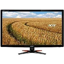 """Acer Predator GN246HLB - Monitor LED de 24"""" (1920x1080, 144Hz, 1ms, DVI,  HDMI), negro"""