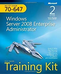 MCITP Self-Paced Training Kit (Exam 70-647): Windows Server Enterprise Administration, 2nd Edition Book/CD Package 2nd (second) Edition by Miller, David R., Policelli, John, Mancuso, Paul, Thomas, Or published by MICROSOFT PRESS (2011)