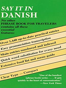 how to say language in dansk