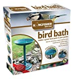Kingfisher BBATH Traditional Bird Bath...
