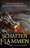 Schattenflammen: Fantasy Stories (DrachenStern Verlag. Science Fiction und Fantasy)
