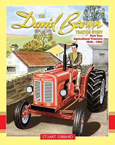 Preisvergleich Produktbild The David Brown Tractor Story