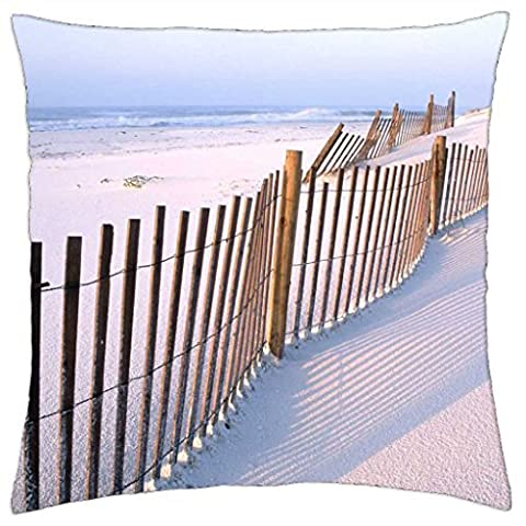 Tranquil Sand Dunes 2 - Throw Pillow Cover Case (18