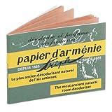 PAPIER D'ARMÉNIE TRIPLE - G120816