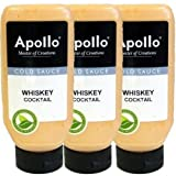 Apollo Gewürz-Sauce 'WHISKEY-COCKTAIL SAUS' 3 x 670ml