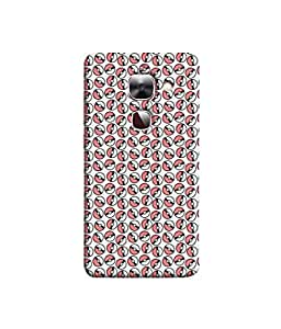 Kaira High Quality Printed Designer Soft Silicon Back Case Cover For LeEco Le 2(1364)