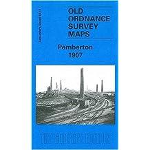 Pemberton 1907: Lancashire Sheet 93.11a (Old O.S. Maps of Lancashire)