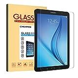 Samsung Galaxy Tab E 9.6 Panzerglas Displayschutzfolie, Nearpow Schutzfolie 9H Härte, Anti-Kratzen, Anti-Öl, Anti-Bläschen, Anti-Fingerabdruck