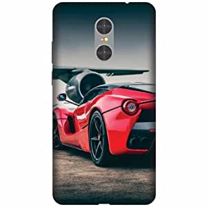 Xiaomi Redmi pro Plastic Back Cover - Multicolor Designer Cases Cover By Printland