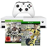 Xbox One S 500GB Konsole - FIFA 17 Bundle + For Honor