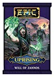 Epic Card Game: Uprising - Will of Zannos - English