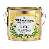 Sanct Bernhard Honig Bio-Wildblütenhonig 1,5 kg