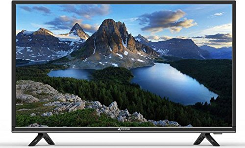 Micromax 81 cm (32 inches) I-Tech 32T8260HD HD Ready LED TV (Black)