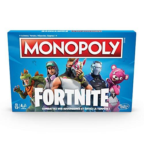 Monopoly-Fortnite juego de tablero