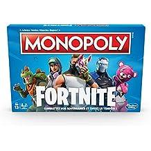 monopoly jeu de societe monopoly fortnite jeu de plateau version francaise - fortnite pioche licorne