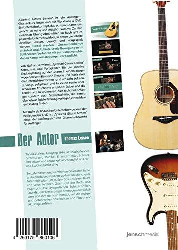 Spielend Gitarre Lernen: Die große Anfänger-Gitarrenschule (mit DVD) - 2