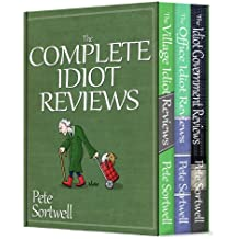 The Complete Idiot Reviews (A Laugh Out Loud Comedy Box Set)