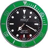replica Rolex 35mm Wand Submariner Ring Grün Metall Bewegung Leise.