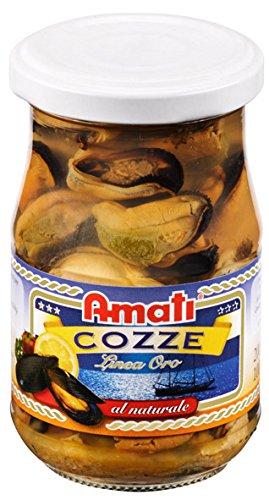 Cozze al Naturale 200g | Amati