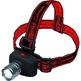 KS Tools 550.1238 Cree Lampe frontale LED avec faisceau réglable et 3 piles AAA