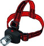 KS Tools 550.1238 LEDMAX CREE Power LED Kopflampe mit Fokus