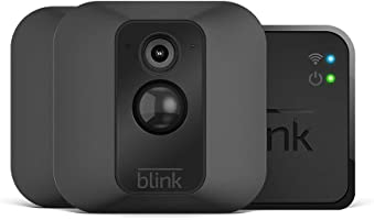 Sistema di telecamere per la sicurezza domestica Blink XT, per esterni, con rilevatore di movimento, video in HD,...