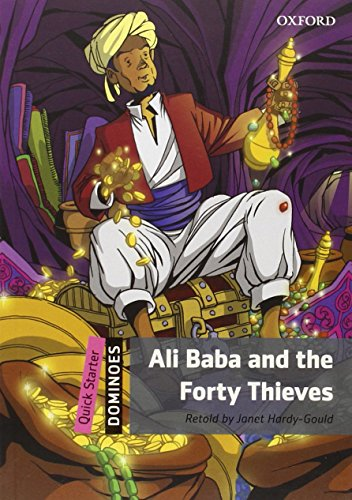 Ali Baba and the Forty Thieves par Janet Hardy-Gould