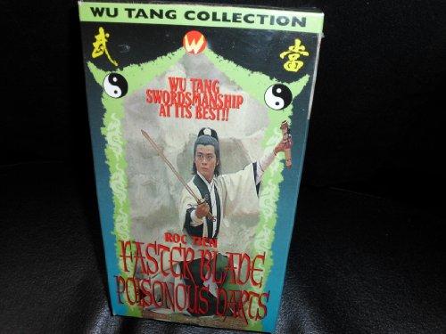 Preisvergleich Produktbild Faster Blade,  Poisonous Darts [VHS]