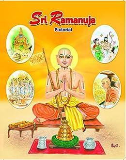 Sri Ramanuja – Pictorial by [Latha Balasubramanian]