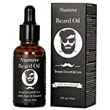 Beard Oil, Beard Growth Oil, Beard Oils For Men, Beard Essential Oil, moisturizes, soothes, stimulates the growth and shine, for the care of Beard Long and Short, 30 ml