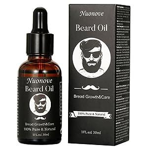 Bartöl, Beard Oil, Wesentliche/-Beschleuniger Pousse-Bart, spendet Feuchtigkeit, glättet, stimuliert die wächst und Glanz, für die Pflege und Sorgfalt der Bart Lange und kurze