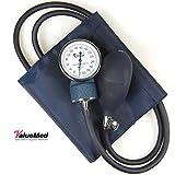 Valuemed Sfigmomanometro aneroide professionale medico, con marchio CE