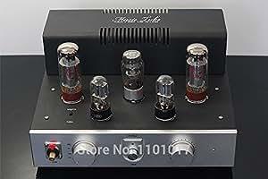 Rivals tOP tube eL34 amplis hIFI eXQUIS main scaffolding with output amplificateur luxury version headphone