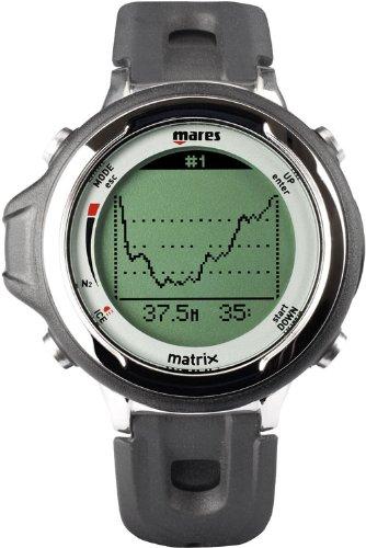 Mares Matrix Tauchcomputer – Schwarz, BX, 414166 - 6