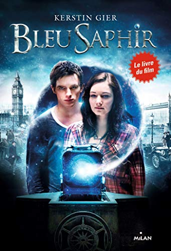 Rouge rubis, Tome 02 : Bleu saphir (French Edition)