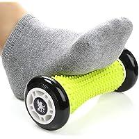 H&S Rodillo de masaje de pies para Muñecas y antebrazos - Negro