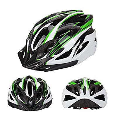 IFLYING Bike Helmet, Eco-Friendly Super Light Integrally Cycle Helmet Adjustable Lightweight Mountain Road Bike Helmets for Men and Women from IFLYING