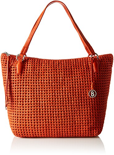Bogner - Maylea, Borsa a spalla Donna Orange (sunset)