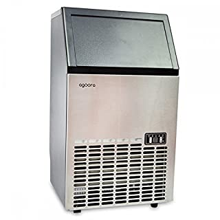Agoora Industrial Ice Machine 300 W 45 kg/24h