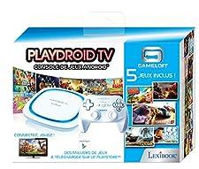 LEXIBOOK - LBOX500NL - PLAYDROID TV NL