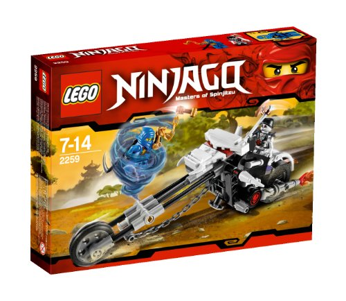 LEGO Ninjago 2259 - Skelett Chopper (Skelett Chopper)