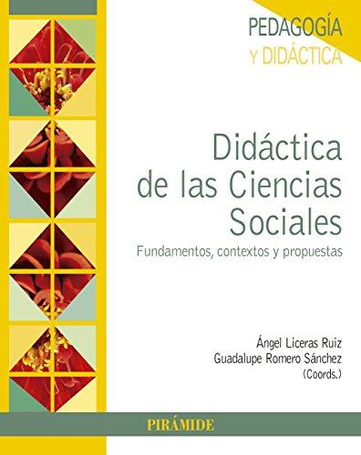 Didáctica de las Ciencias Sociales (Psicología) por Ángel Liceras Ruiz