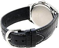 Casio Collection – Orologio Uomo Analogico con Cinturino in Vera Pelle – MTP-1308PL-1AVEF