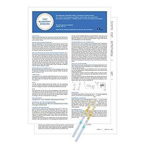 Blasenentzündung Test 2 Stück