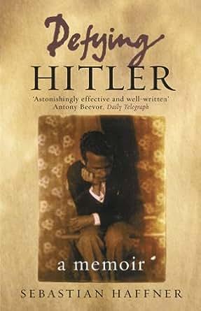 defying hitler a memoir pdf