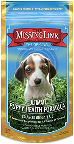 Missing Link PUPPY HEALTH Nutritional Supplement Formula for Puppies .23 kg