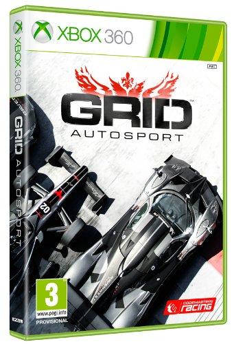 GRID: AUTOSPORT BLACK   LIMITED EDITION