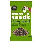 Las semillas de albaricoque munchy de Choccy bolsita 50g